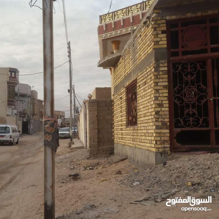 بيت ركن هيكل في الزبير الرشيدية الاولى قرب جمعية النجاة على الشارع العام
