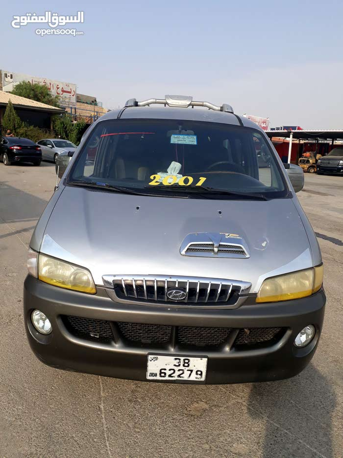 2001 Used H-1 Starex with Manual transmission is available for sale