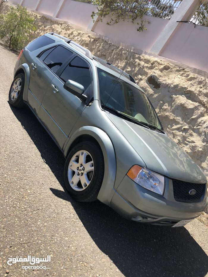 Available for sale! 180,000 - 189,999 km mileage Ford Freestyle 2006