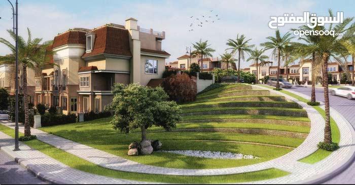 فيلاا Town house للبيع 246 متر بالتقسيط
