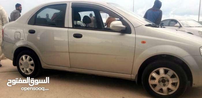 2003 Used Kalos with Automatic transmission is available for sale