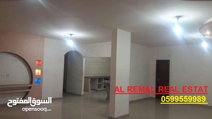 للايجار شقة سكنية 175 متر 250 دولار طابق أول عمارة سكنية غرب غزة