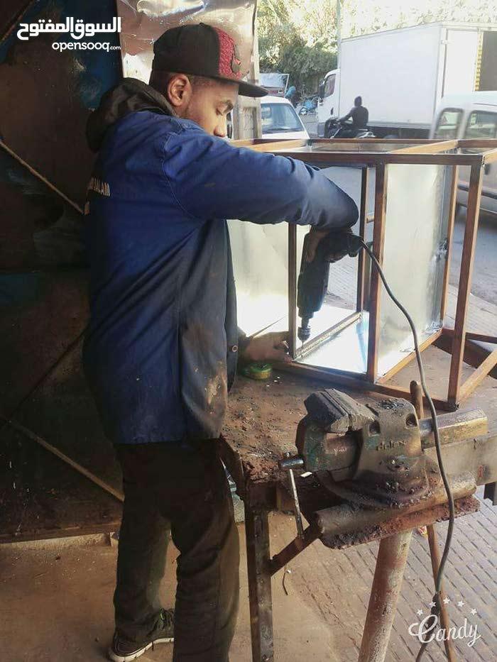 صناعة الفران المنزلي بالرباط