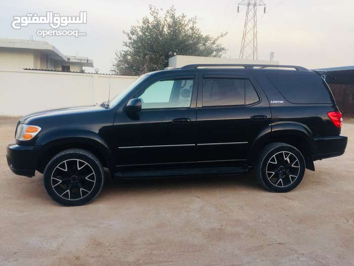 For sale Sequoia 2004