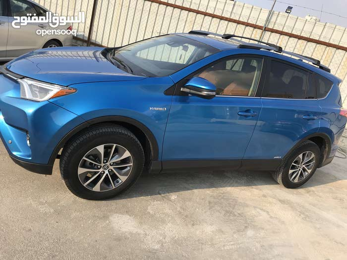 Available for sale! 1 - 9,999 km mileage Toyota RAV 4 2017
