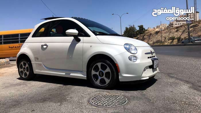 Automatic White Fiat 2013 for sale