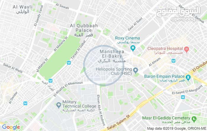شقة مفروشة للبيع بشارع الكوربة مصر الجديدة