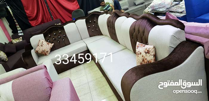 For sale Sofas - Sitting Rooms - Entrances in New condition - Central Governorate