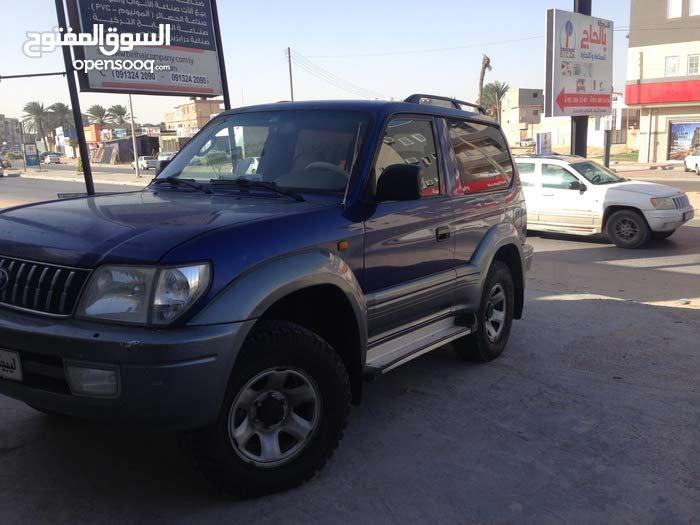 2004 Toyota in Misrata