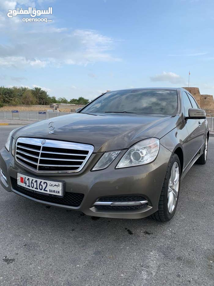 Mercedes E200 for Sale in Mint Condition