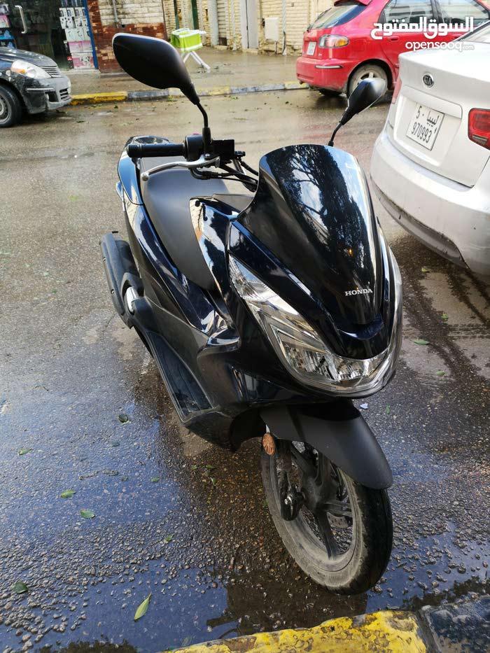 Buy a Used Honda motorbike made in 2017