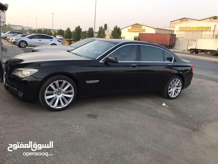 BMW 740LI نظيفه جدا