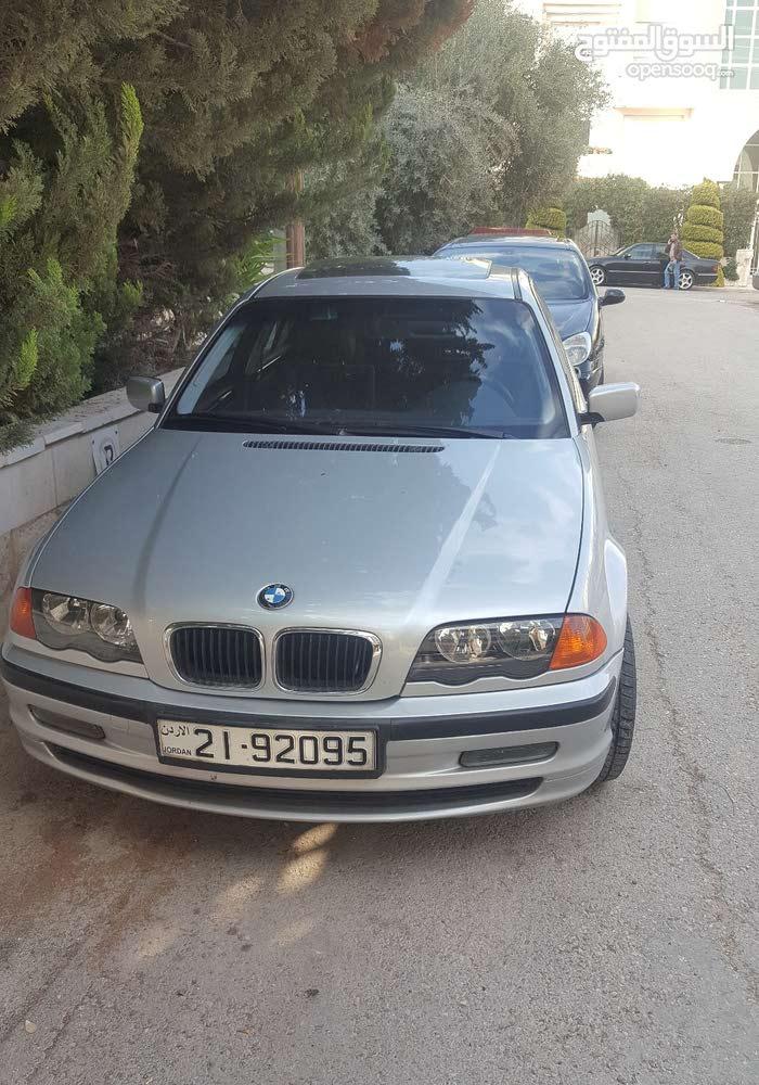BMW 318I 2001 Excellent Condition