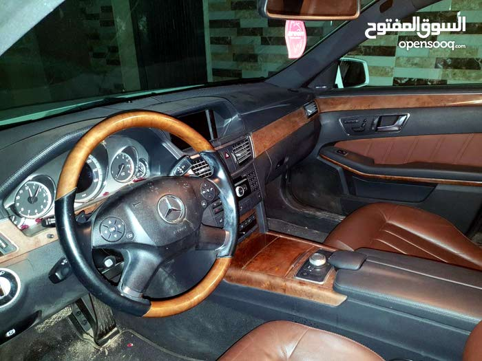 Used condition Mercedes Benz E 350 2013 with 20,000 - 29,999 km mileage