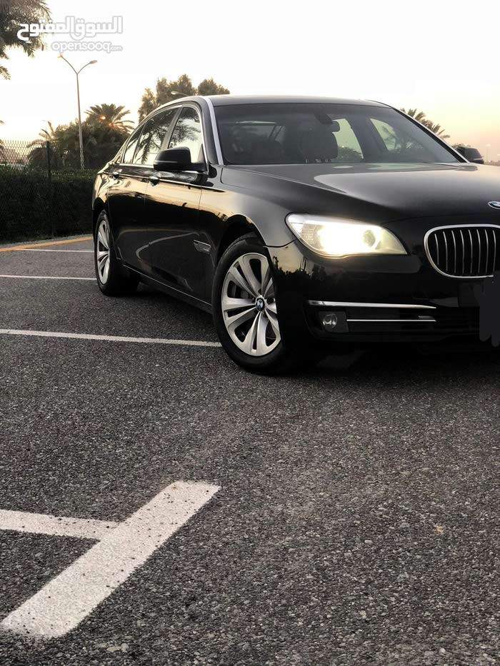 Available for sale!  km mileage BMW 730 2014