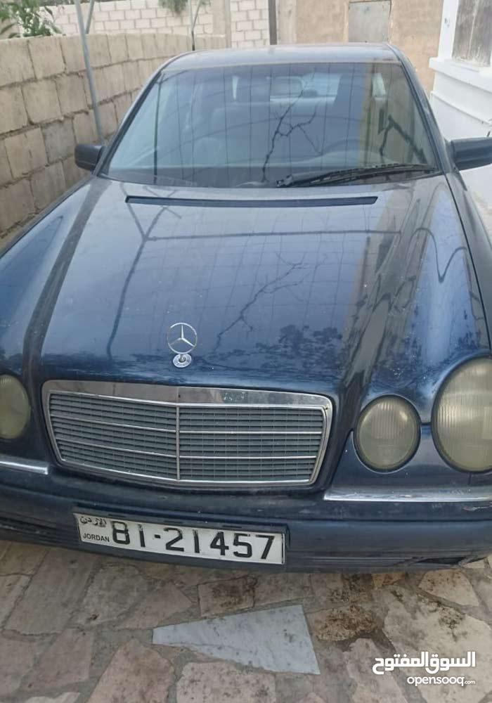 مرسيدس 1998 للبيع