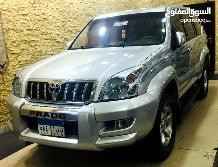 Toyota Prado 2009 for sale in Giza