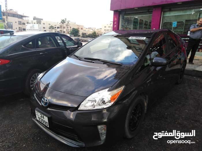 New Toyota Prius 2014