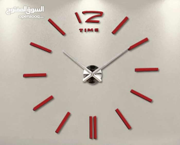 a19452ce9 ساعات جدارية 3D استيكرات انيقة - (107809824) | السوق المفتوح