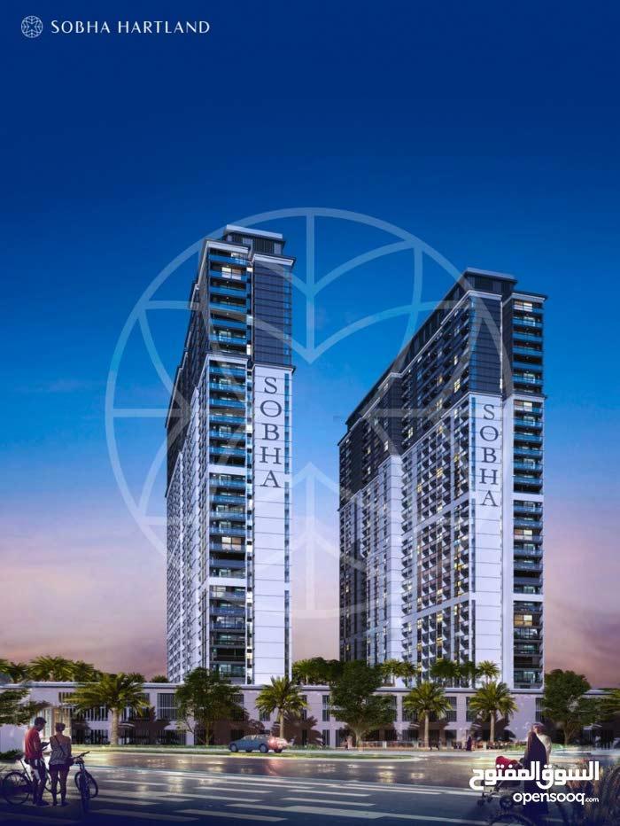 تملك شقتك في دوان تاون الجديدة في  دبي