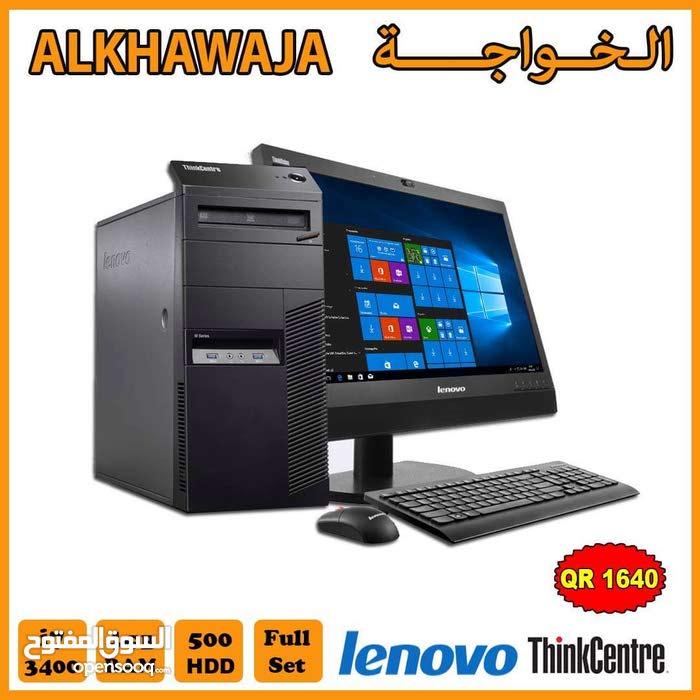 Desktop computer up for sale in Doha