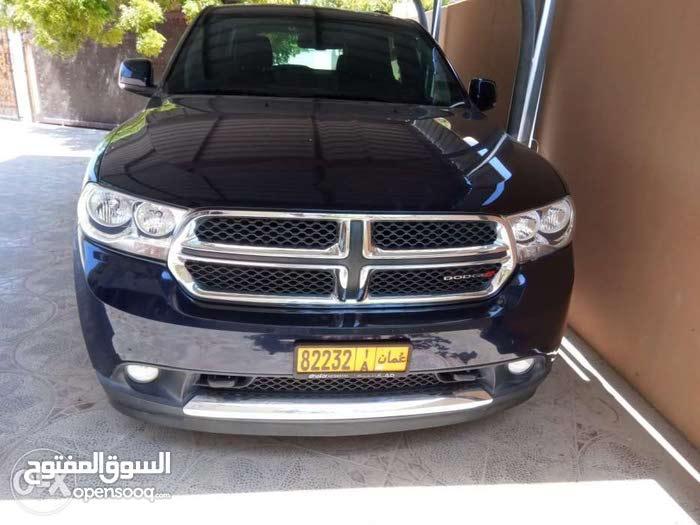 Blue Dodge Durango 2013 for sale