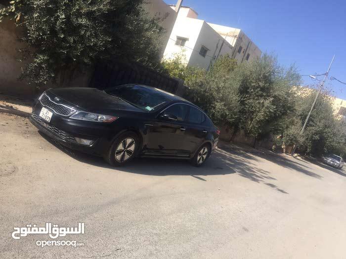 Kia Optima 2012 For sale - Black color