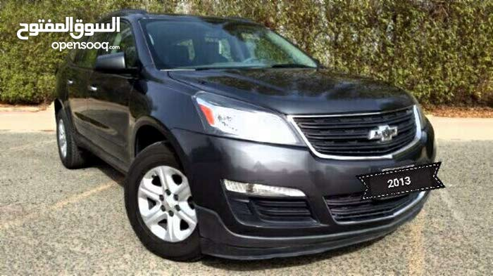 Available for sale! 60,000 - 69,999 km mileage Chevrolet Traverse 2013