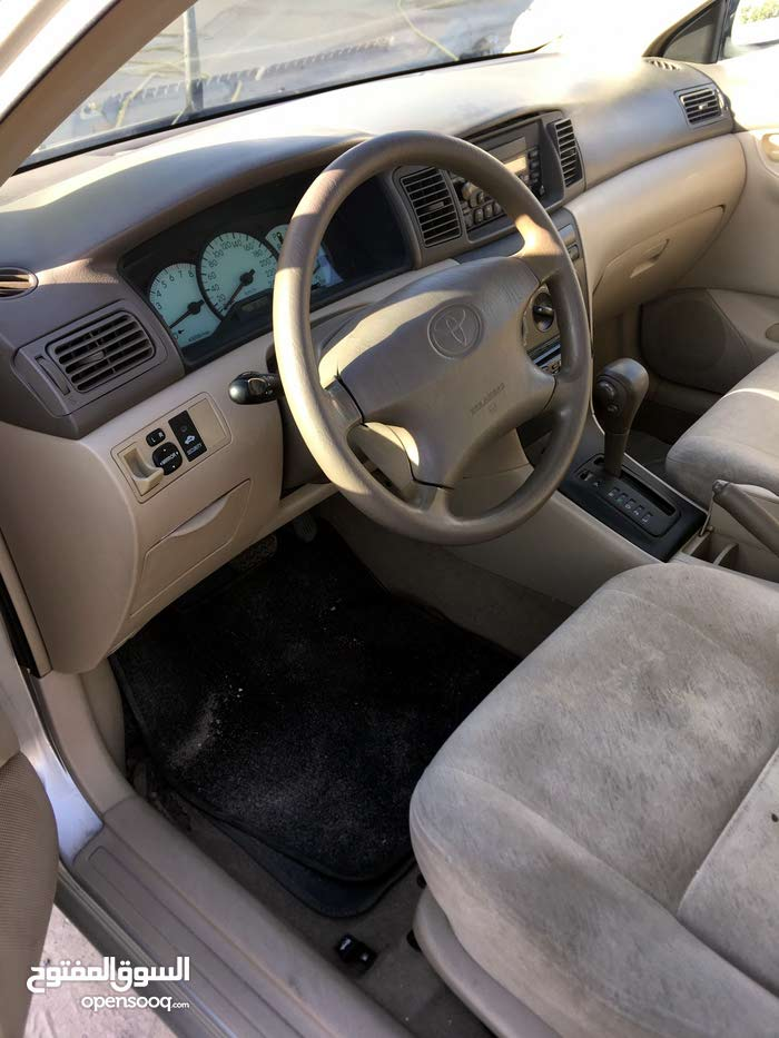 Used condition Toyota Corolla 2002 with 180,000 - 189,999 km mileage