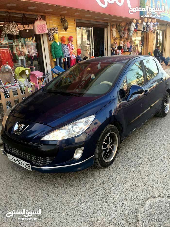 Manual Peugeot 308 for sale