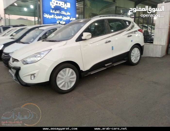 Hyundai Tucson 2013 in Najaf - Used