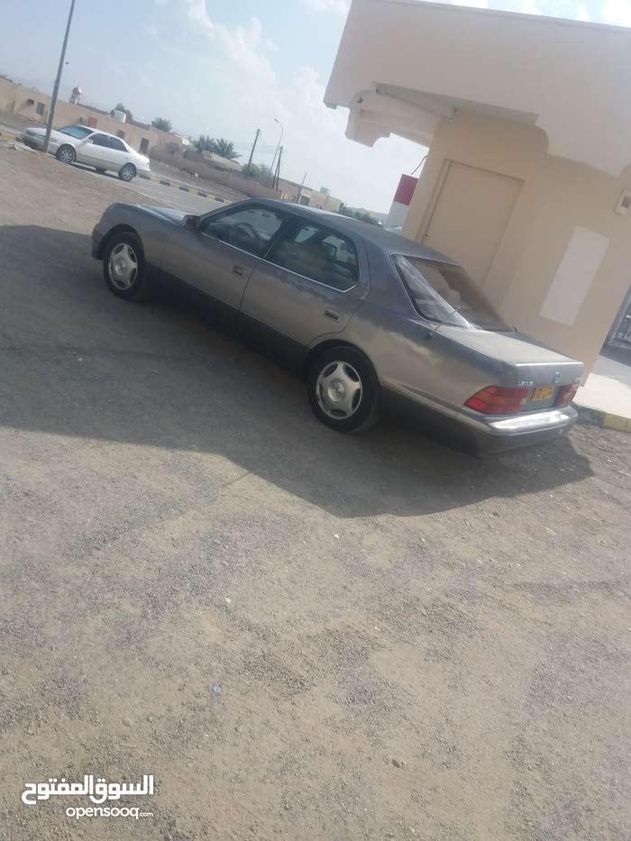 Grey Lexus LS 1996 for sale