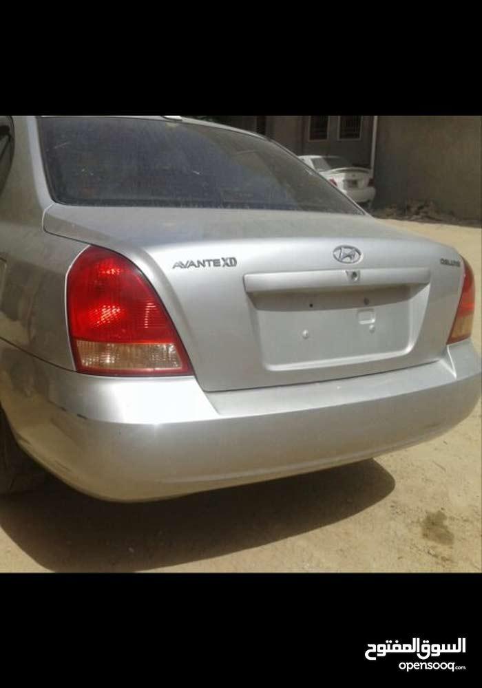 Automatic Hyundai 2002 for sale - Used - Tripoli city