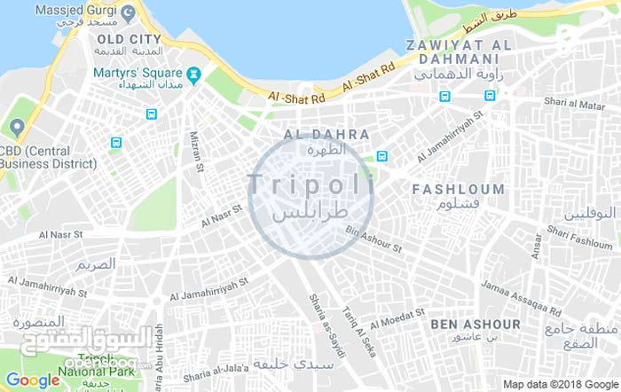 2 rooms  apartment for sale in Tripoli city Hay Al-Islami