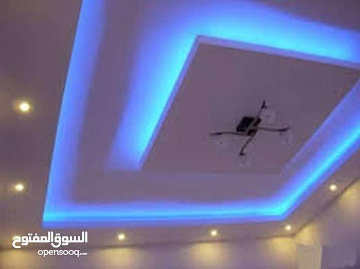 كهرباء عامه إشراف هندسي تشطيب تأسيس عمارات مجمعات سكنيه فلل مساجد (صيانه عامه )