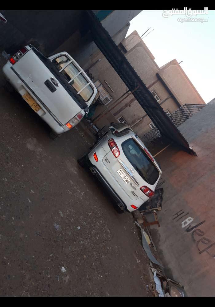 For sale 2012 White Santa Fe