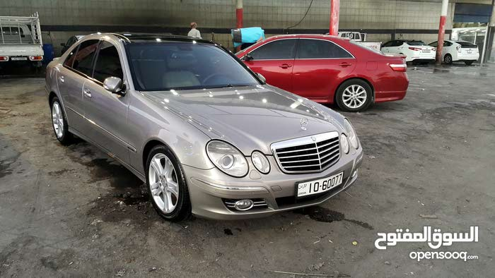 Automatic Beige Mercedes Benz 2008 for sale