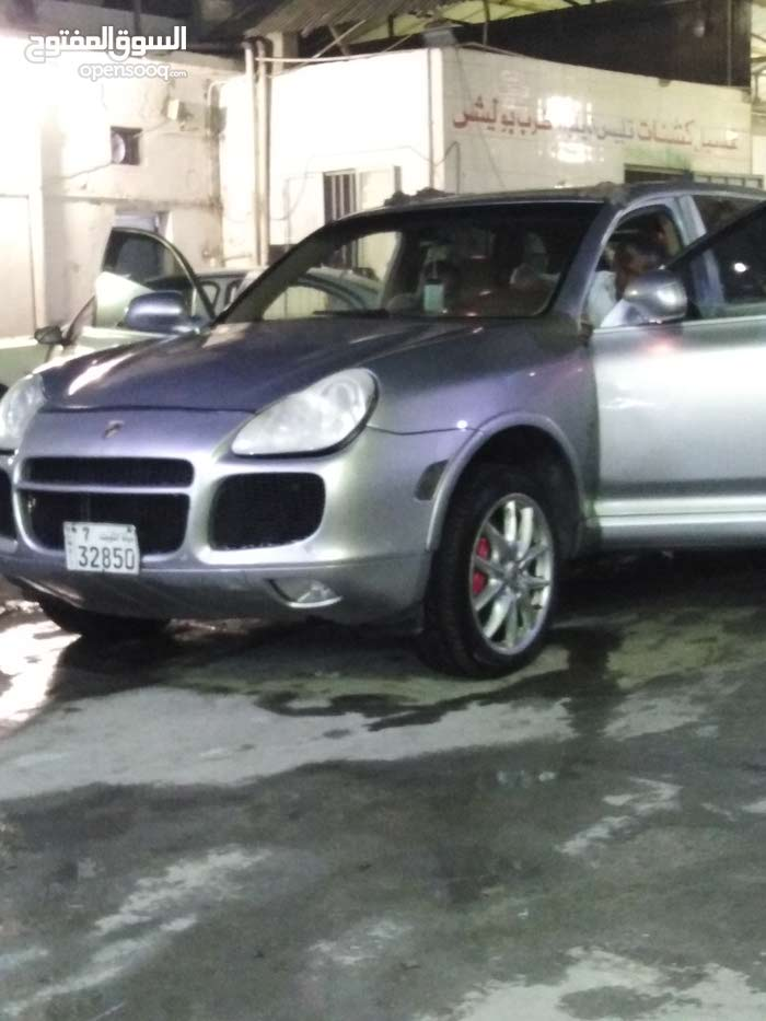 Gasoline Fuel/Power   Porsche Cayenne 2003