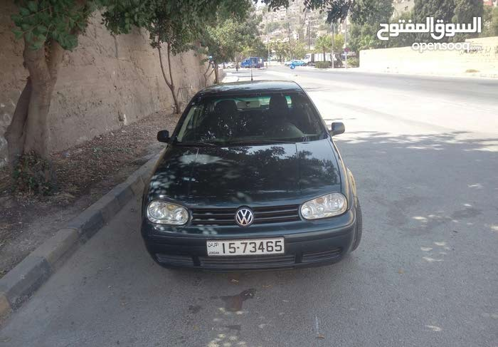 Used condition Volkswagen Golf 2003 with 0 km mileage