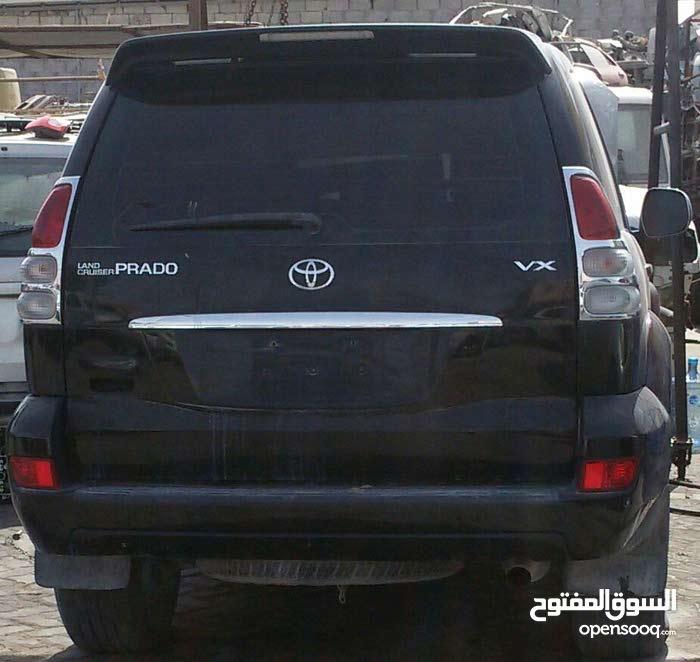 Used 2005 Prado in Abu Dhabi