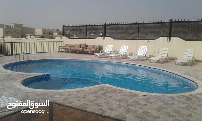3 bed semi furnished compound villas in Al Dhakira QR 6,500