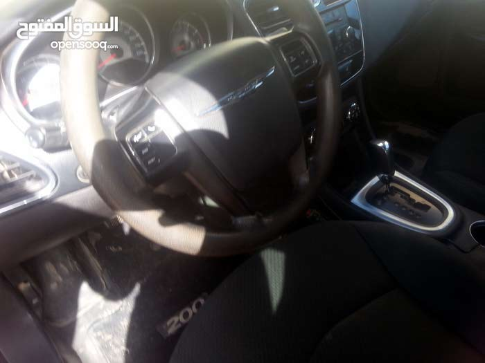 Automatic Silver Chrysler 2011 for sale