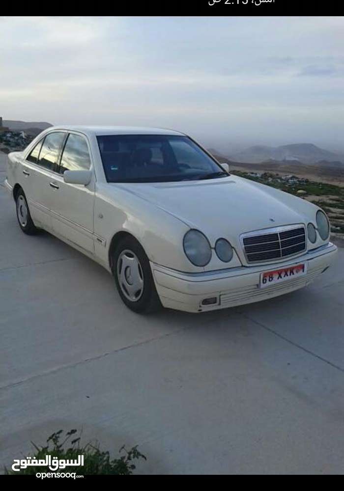 For sale Used Mercedes Benz E 240