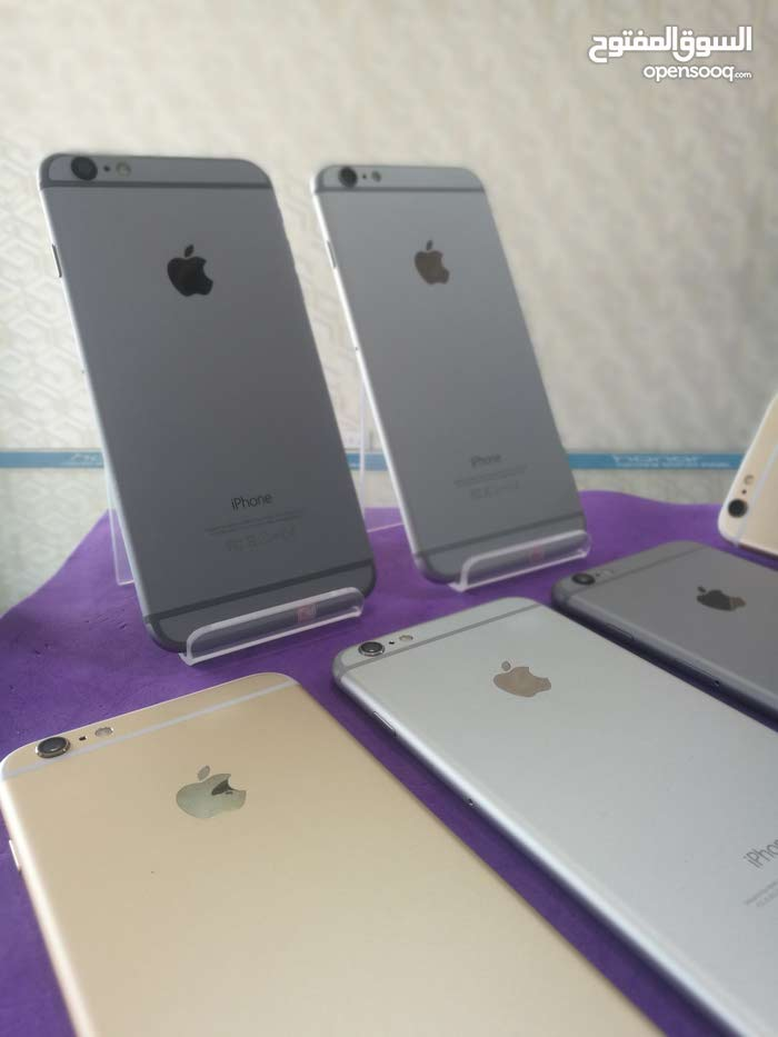 ايفون 6 بلس عرض سعر خرافى 64 جيبي