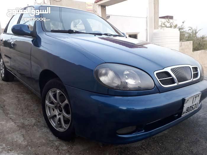 Daewoo Lanos 1 1997 For sale - Blue color