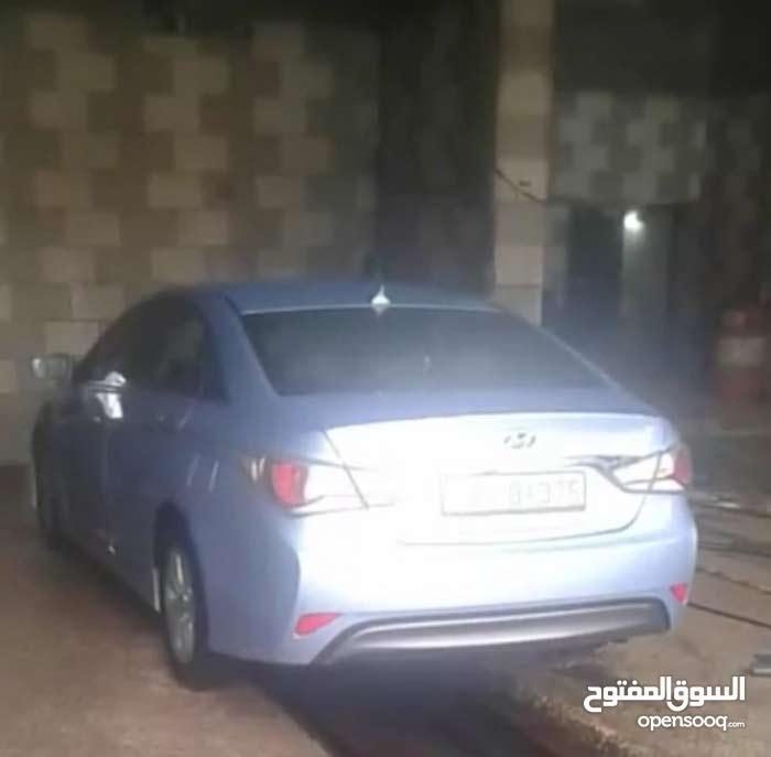 Hybrid Fuel/Power car for rent - Hyundai Sonata 2013