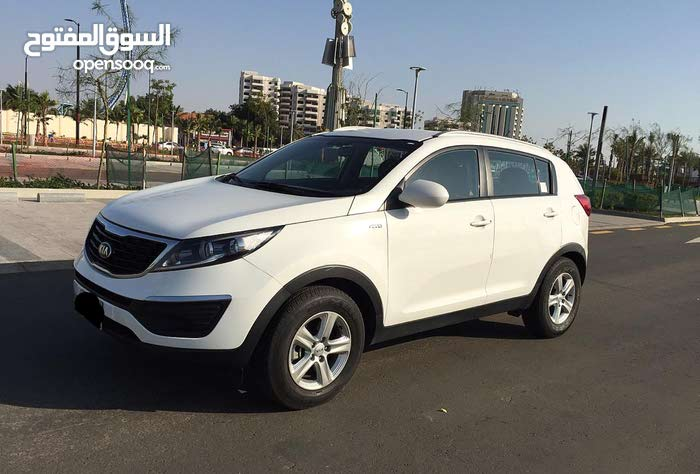 For sale 2016 White Sportage