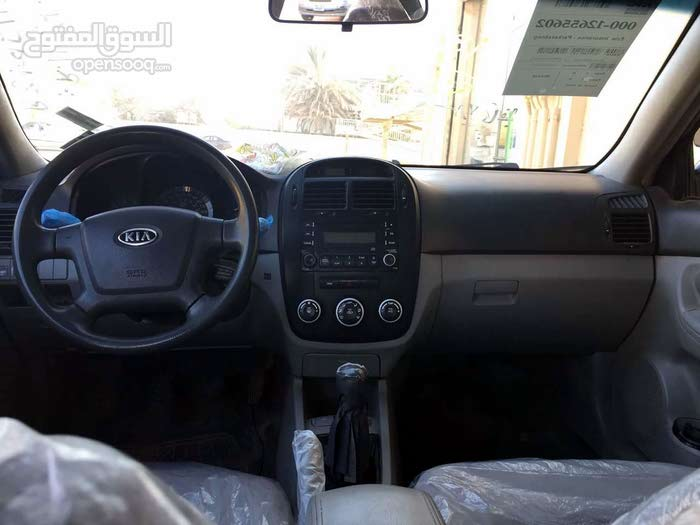 Used condition Kia Spectra 2008 with 110,000 - 119,999 km mileage