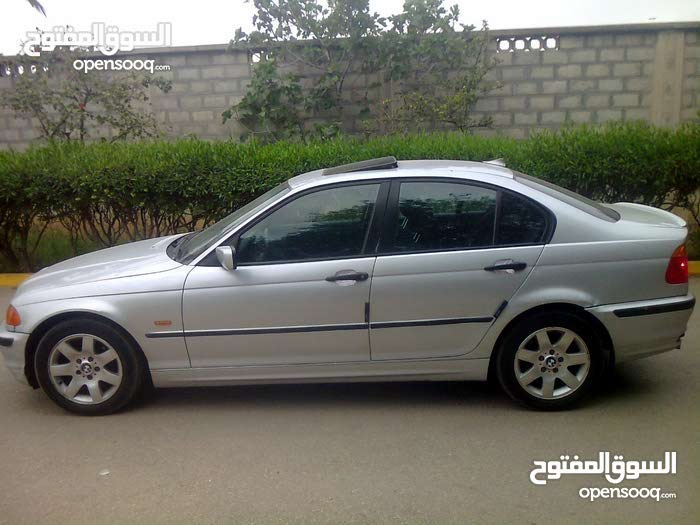 BMW 318 made in 2003 for sale