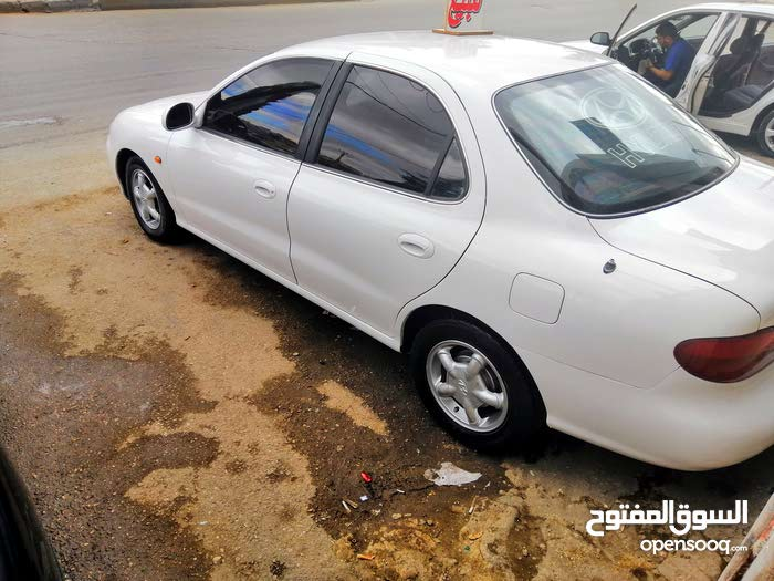1 - 9,999 km Hyundai Avante 1997 for sale